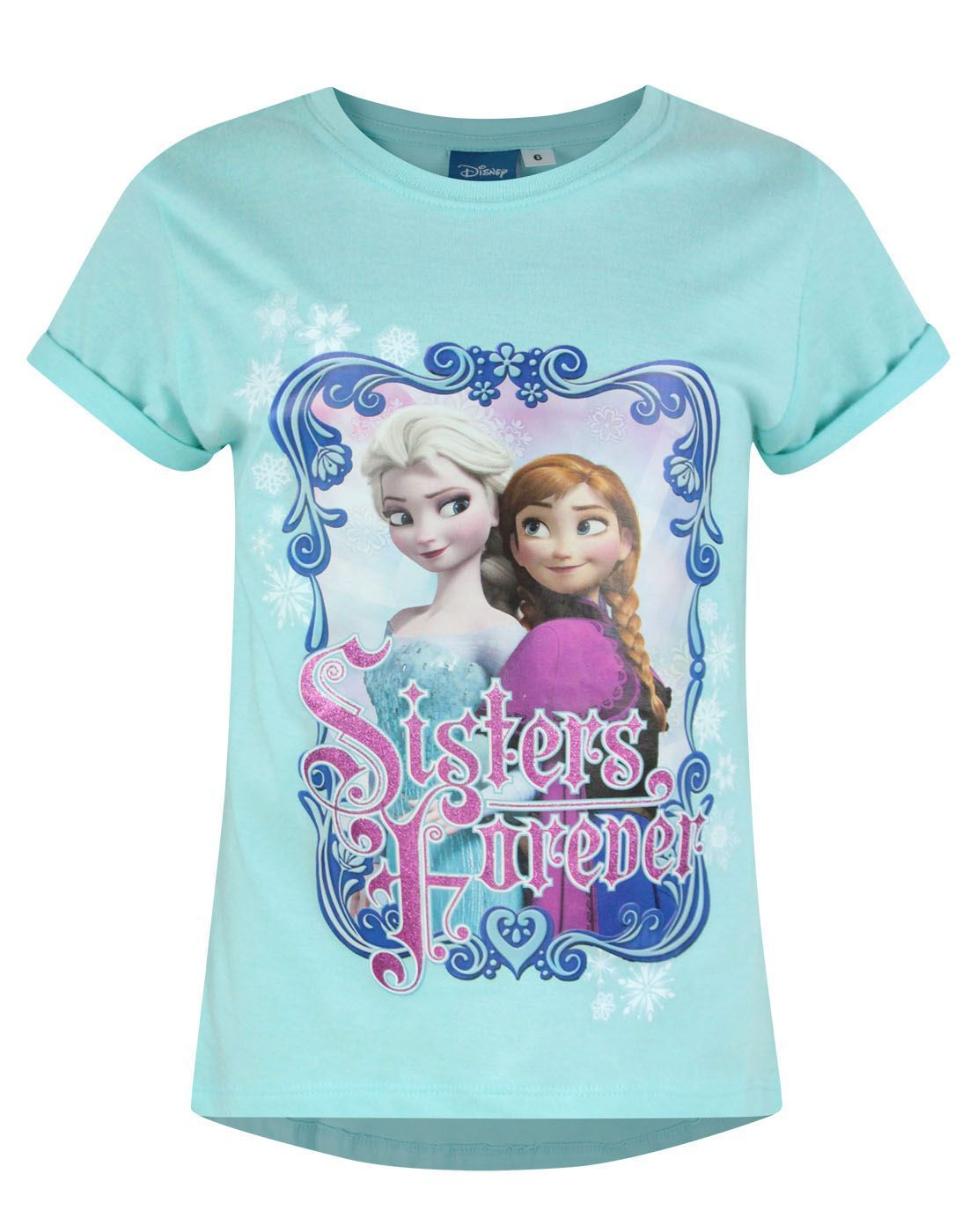 Frozen Sisters Girl's T-Shirt