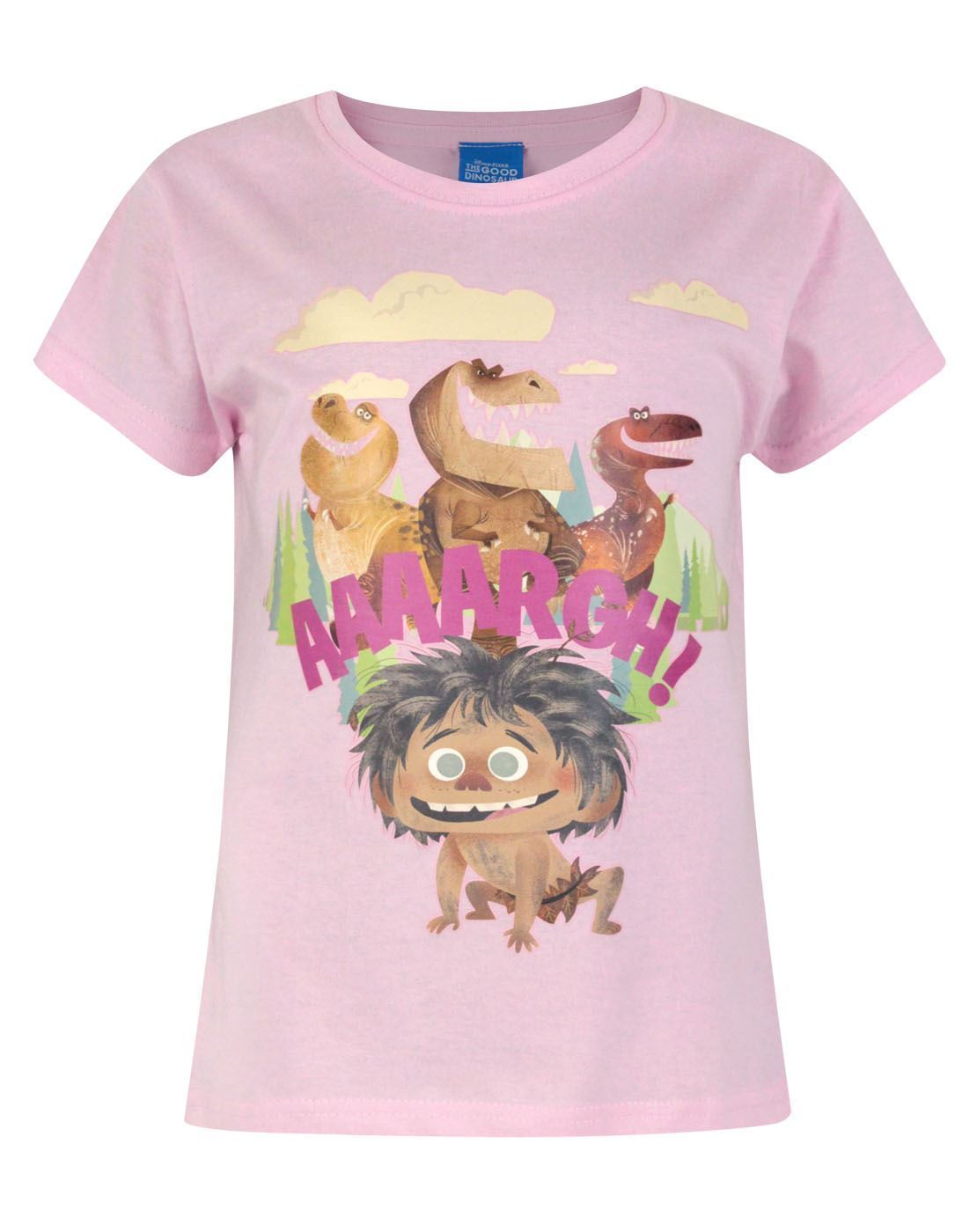 The Good Dinosaur Girl's T-Shirt