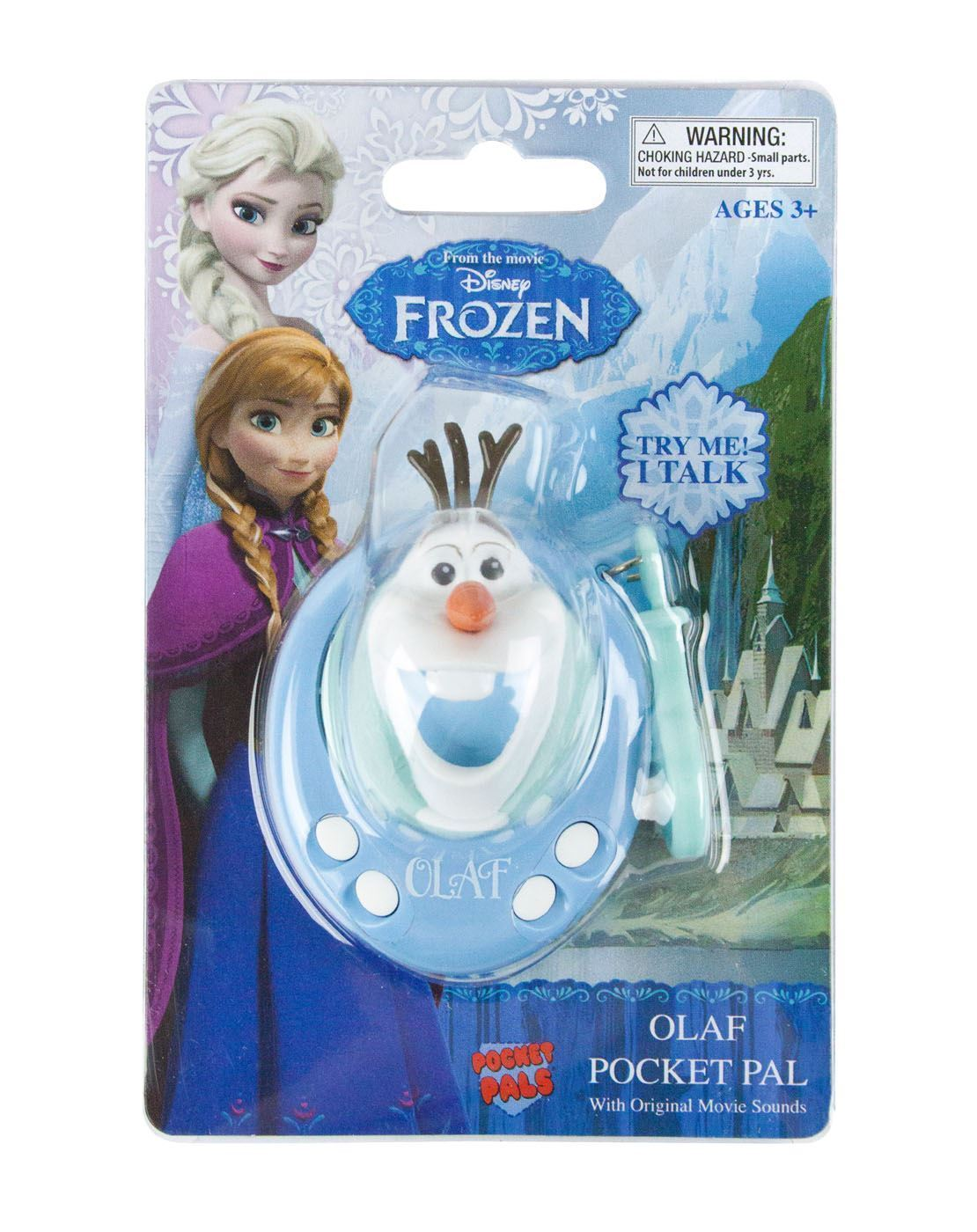 Disney Frozen Olaf Pocket Pal