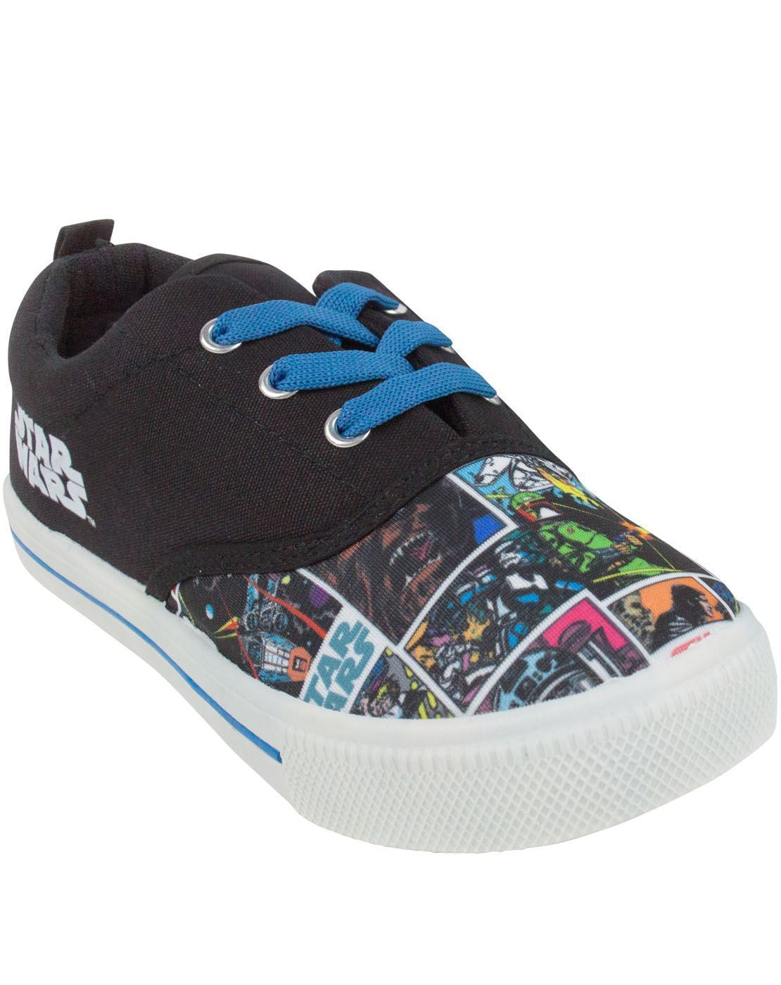 Star Wars Comic Boy's Trainers
