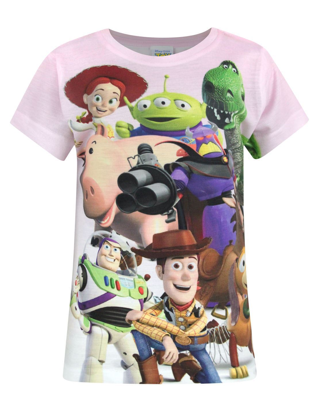 Toy Story Play Sublimation Girl's T-Shirt