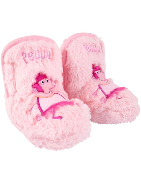 Peppa Pig Tutu Girl's Slippers