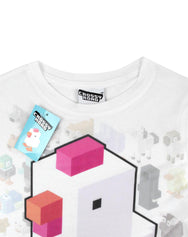 Crossy Road Character Sublimation Boy's T-Shirt