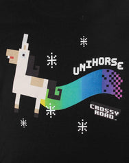 Crossy Road Unihorse Boy's T-Shirt