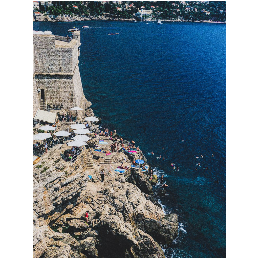 Summer in Dubrovnik