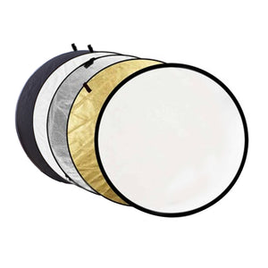 5 in 1 Collapsible Reflector