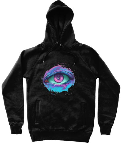 Surveillance Hoodie-Clothing-BLVCK