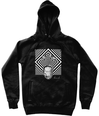 Tooth Face Hoodie