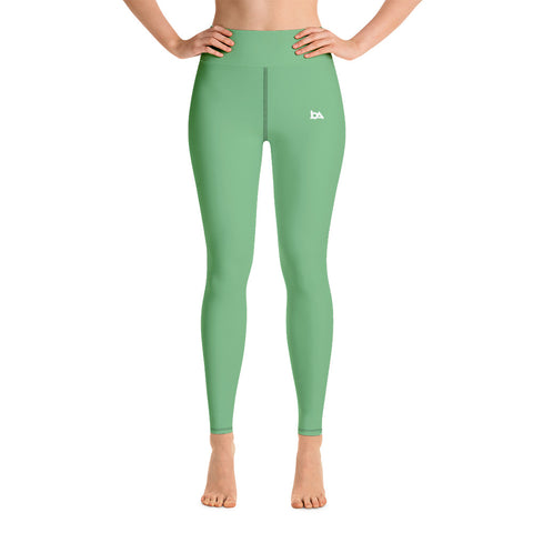 Green 4 Leggings