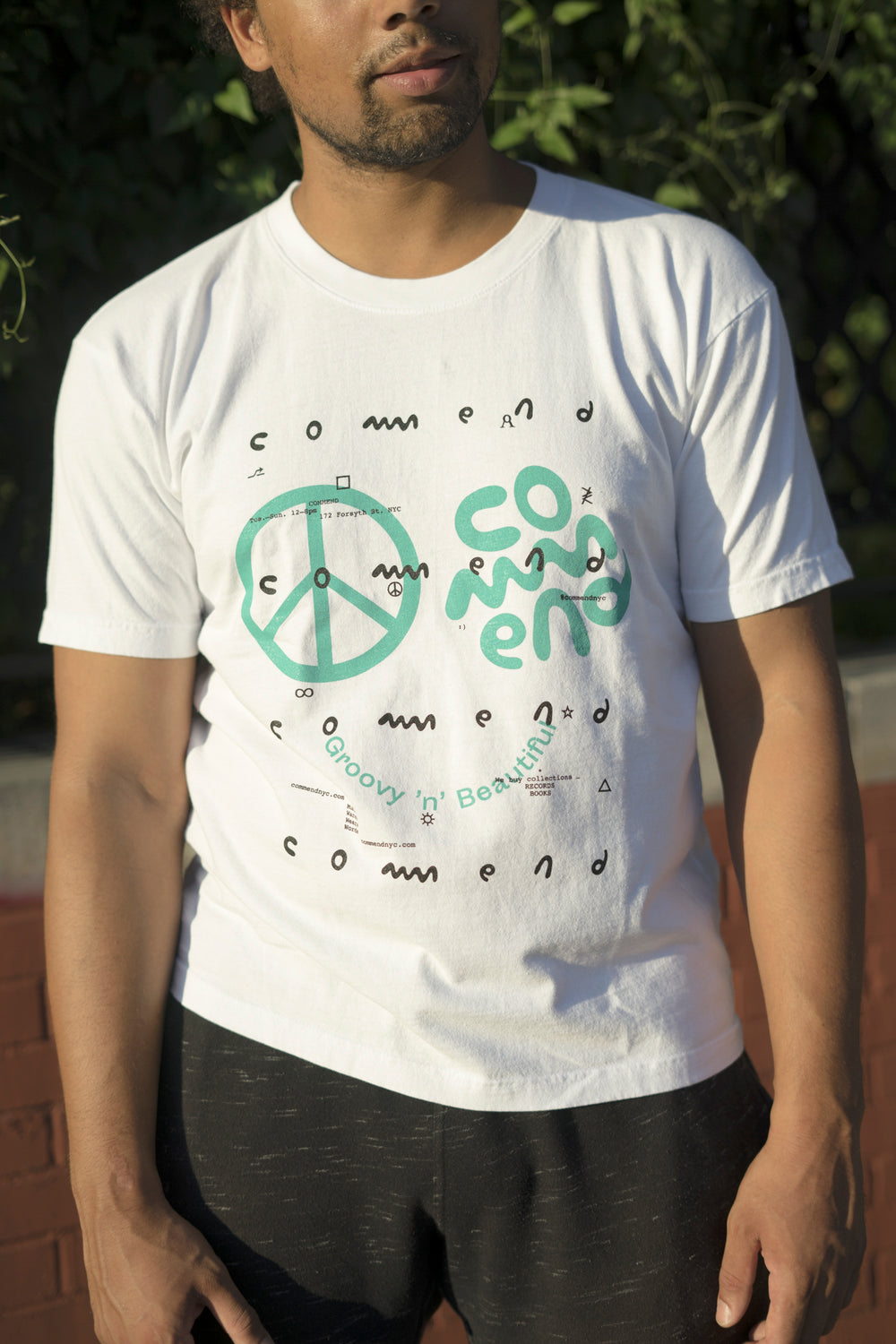 Commend Groovy 'n' Beautiful Tee