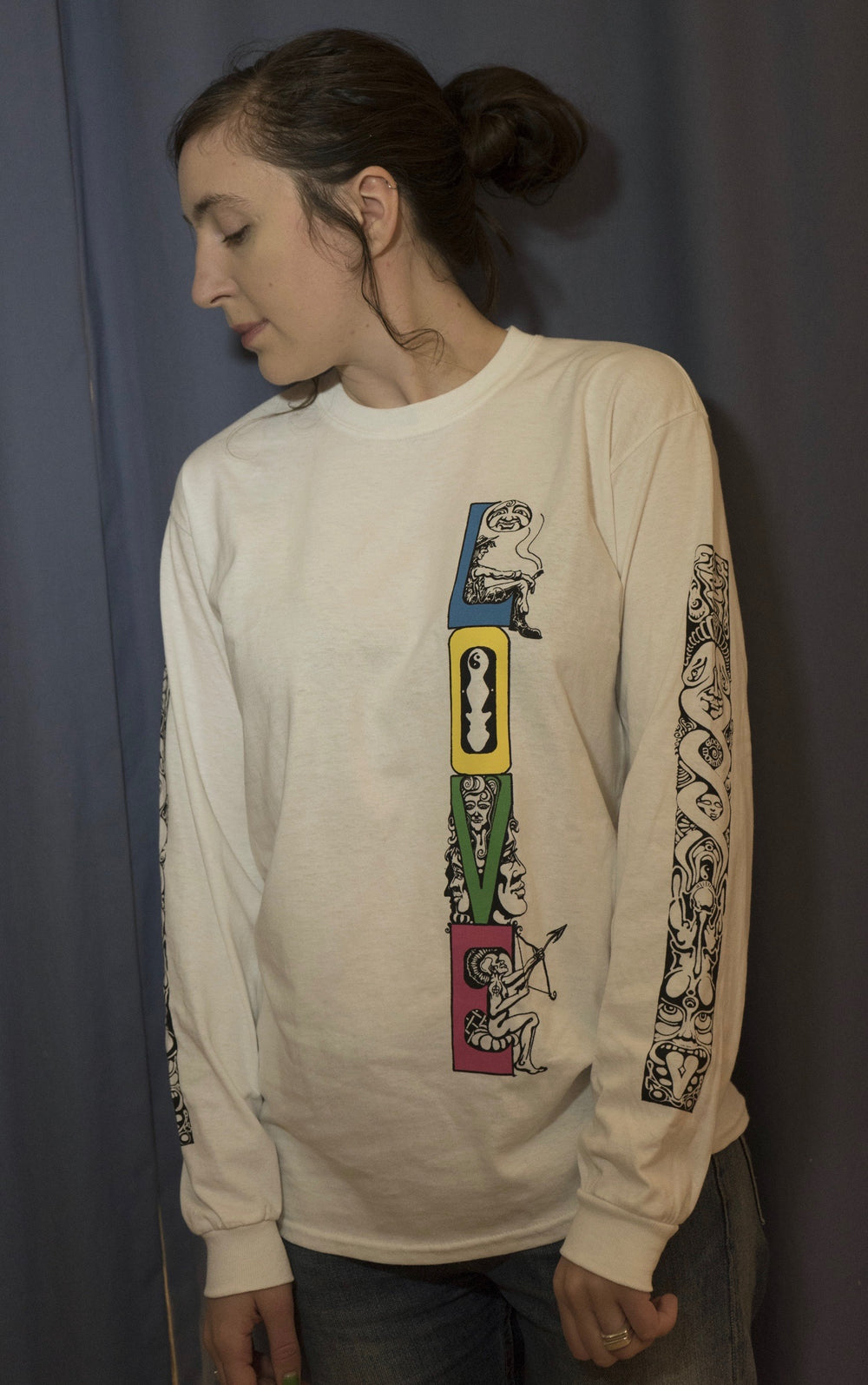 L.O.V.E. Long Sleeve Tee