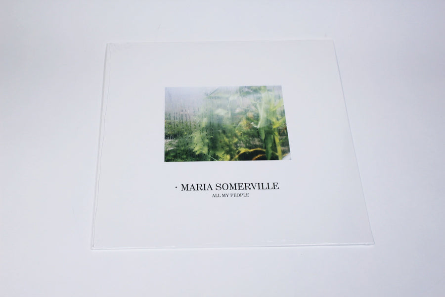 Maria Somerville ‎– All My People
