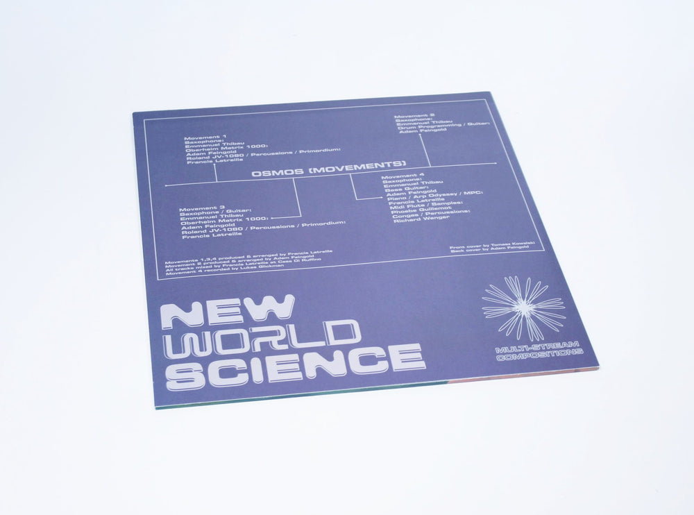 New World Science ‎– Osmos (Movements)