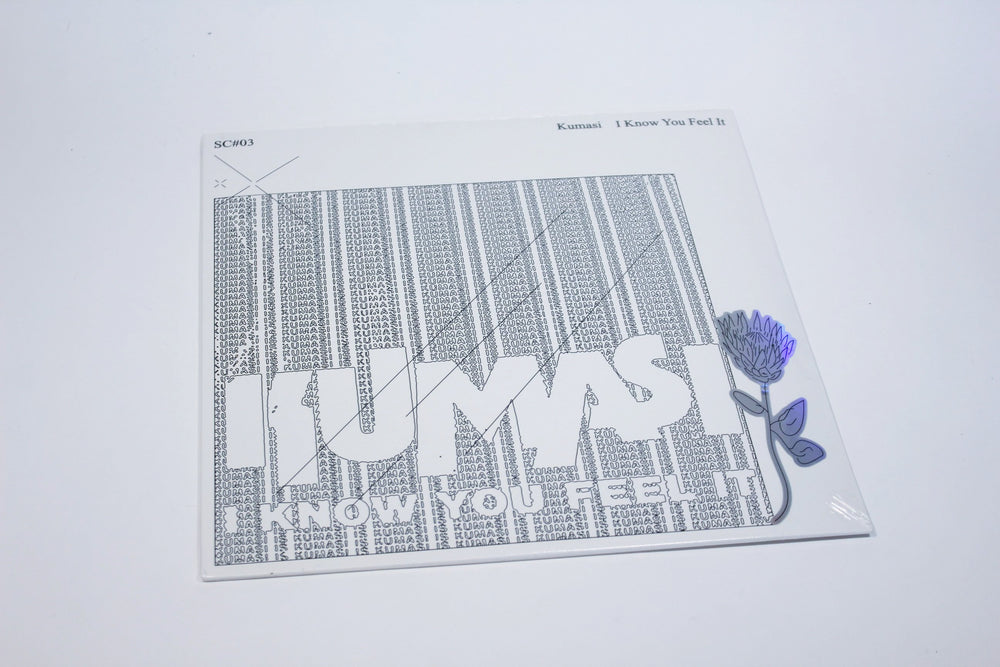 Kumasi  ‎– I Know You Feel It