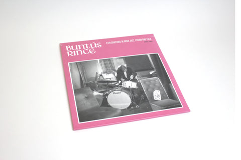 Various ‎– Buntús Rince: Explorations in Irish Jazz, Fusion & Folk 1969-81