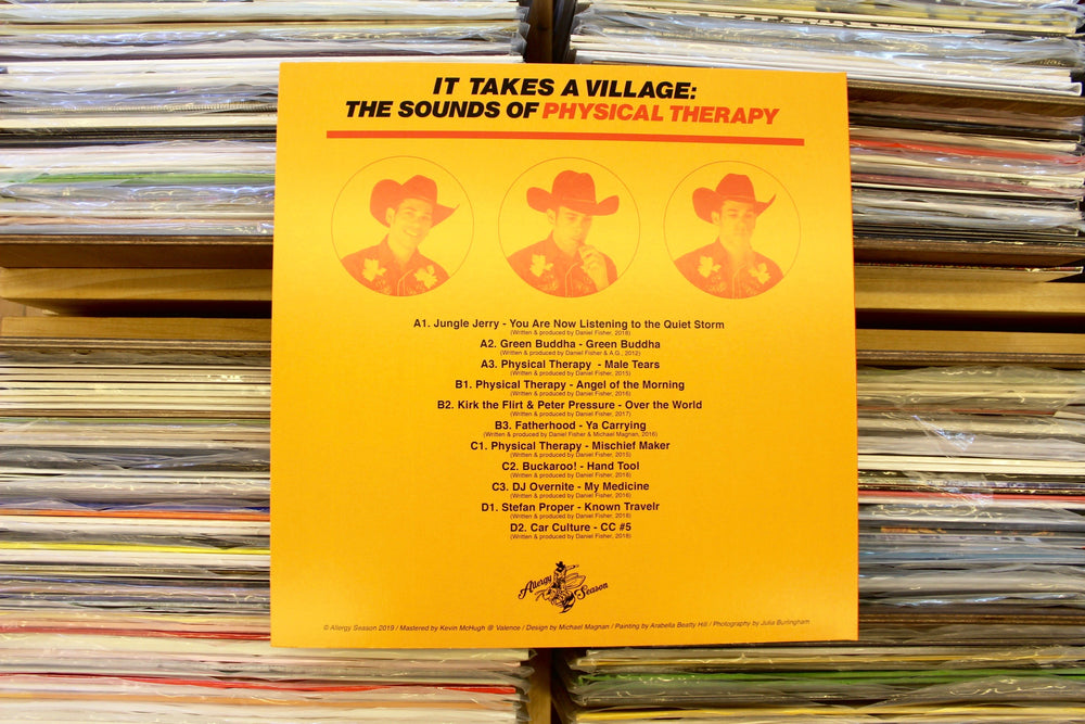 V/A - It Takes A Village: The Sounds Of Physical Therapy