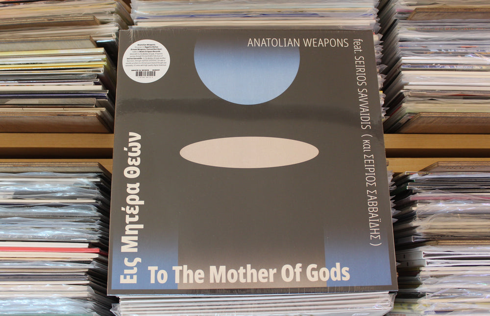 BIS037 - Anatolian Weapons feat. Seirios Savvaidis - To The Mother Of Gods