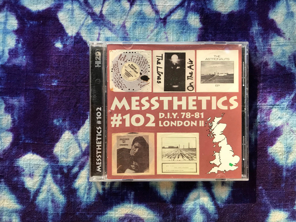 V/A ‎– Messthetics #102