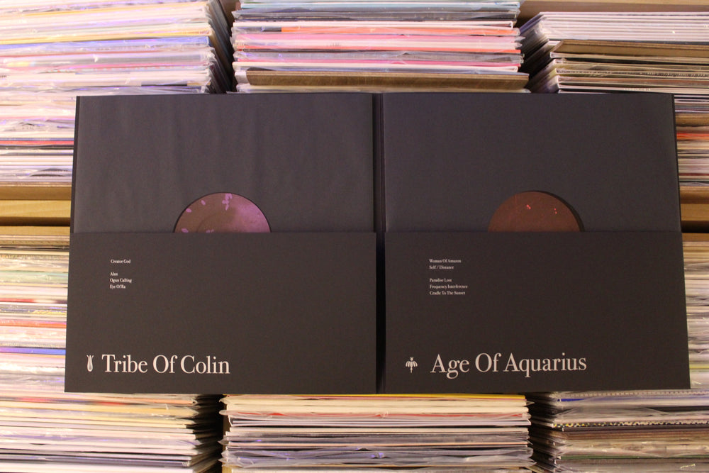 Tribe Of Colin - Age Of Aquarius