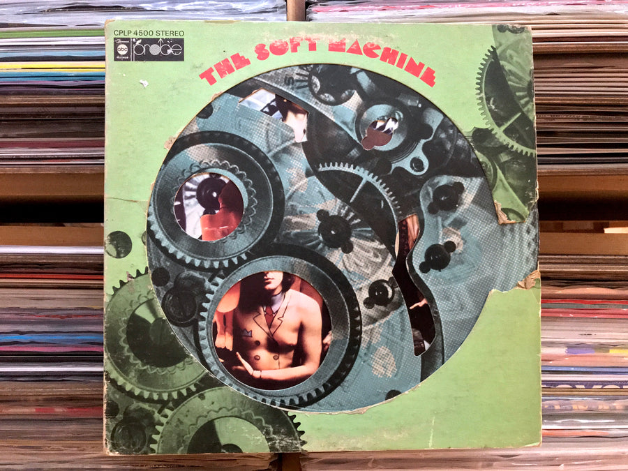 The Soft Machine - The Soft Machine (Used)