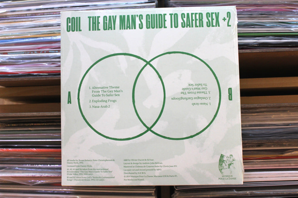 Coil - Theme From The Gay Man's Guide To Safer Sex