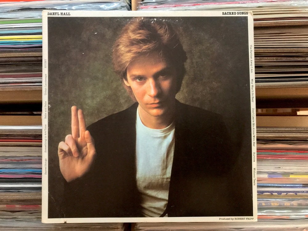 Daryl Hall - Sacred Songs (w/o insert) (Used)