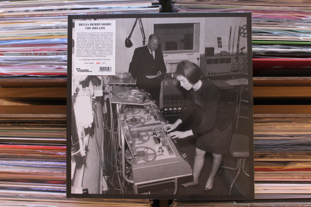 Delia Derbyshire - Dreams