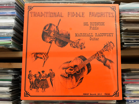 Traditional Fiddle Favorites - Sol Rudnick & Marshall Racowsky (Used)