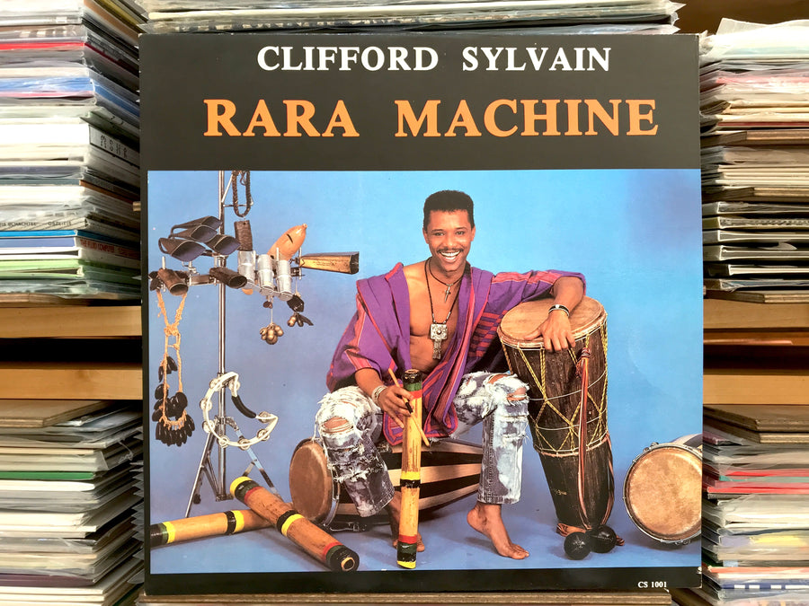Clifford Sylvain - Rara Machine (Used)