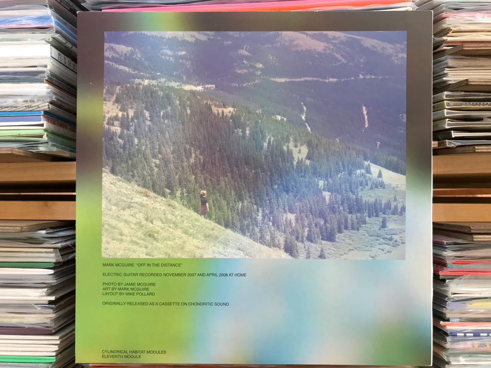 Mark McGuire - Off In The Distance (Used)
