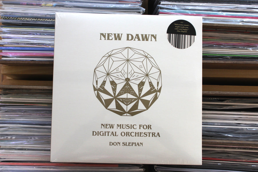 Don Slepian - New Dawn: New Music for Digital Orchestra