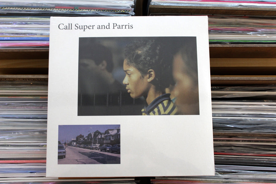Call Super, Parris ‎– CANUFEELTHESUNONYRBACK