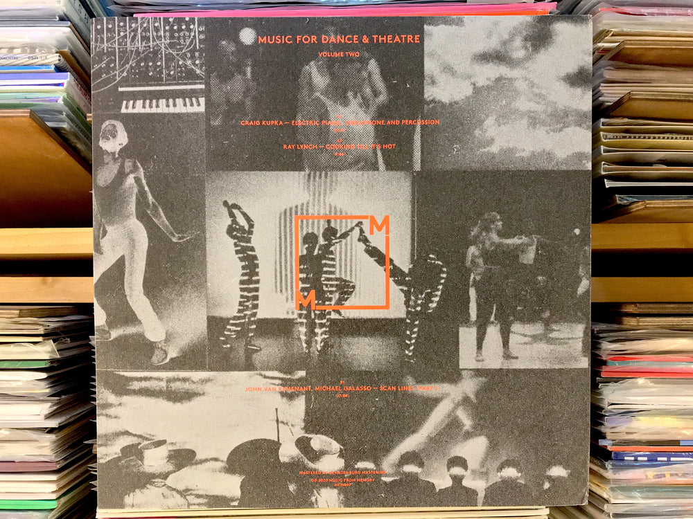 V/A ‎– Music For Dance & Theatre Volume Two