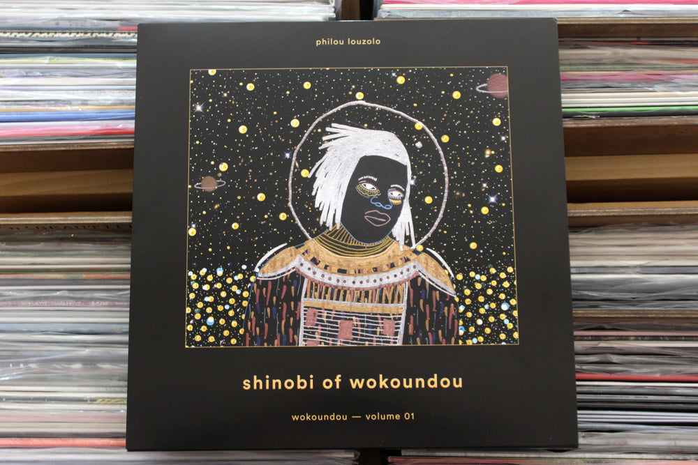 Philou Louzolo ‎– Shinobi Of Wokoundou