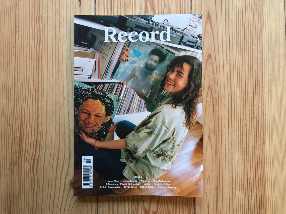 Record Magazine - Issue 8