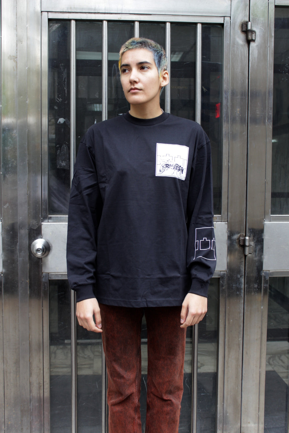 The Trilogy Tapes 'Fly' Longsleeve T-shirt