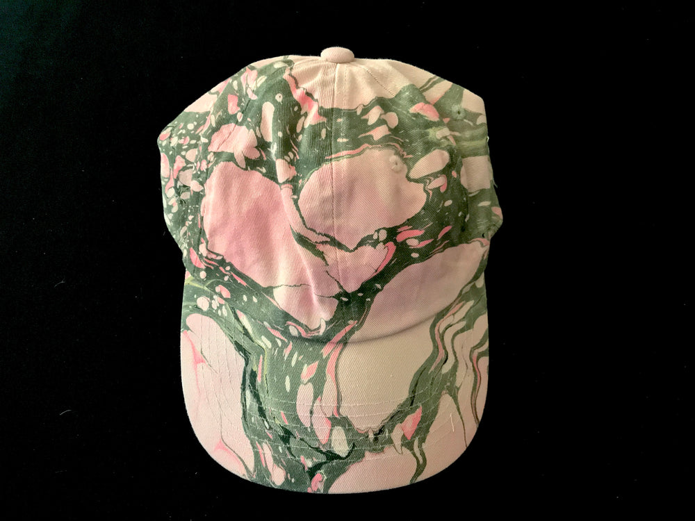 Christin Ripley Marbled Hats