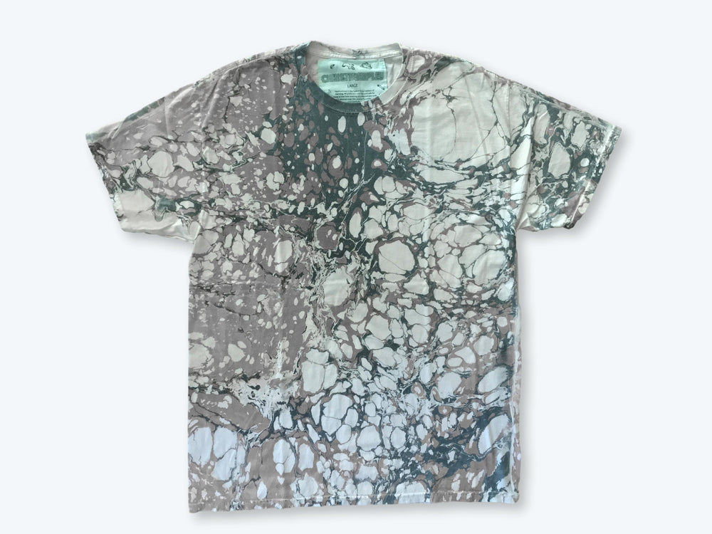 Christin Ripley Marbled Tee