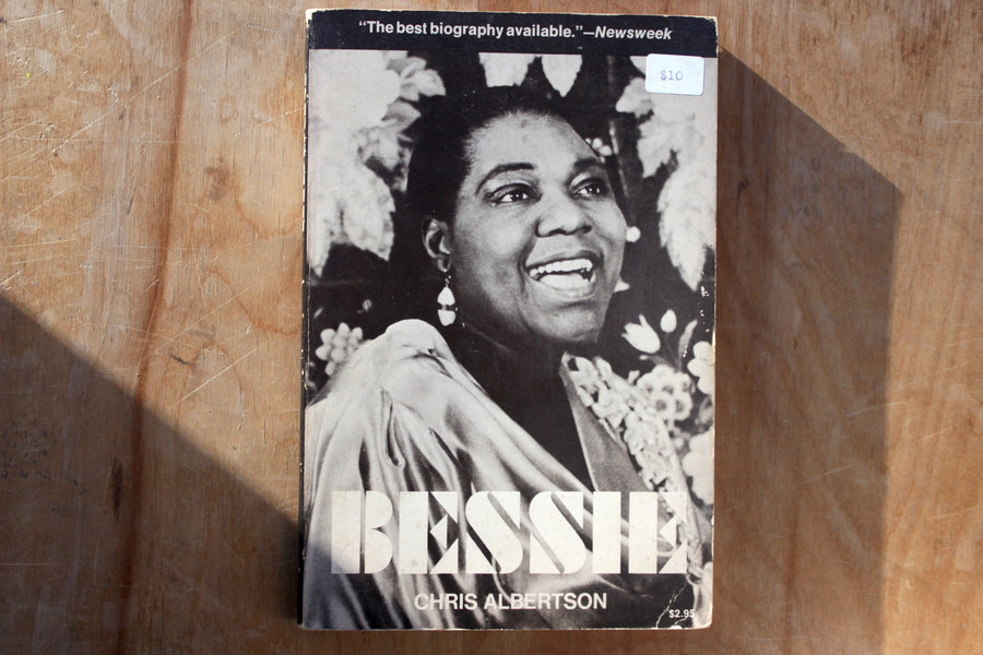 Bessie- Chris Albertson - book