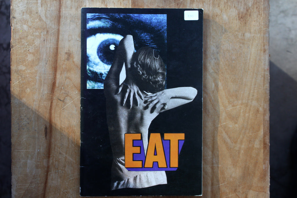 EAT by Robert Pollard - book