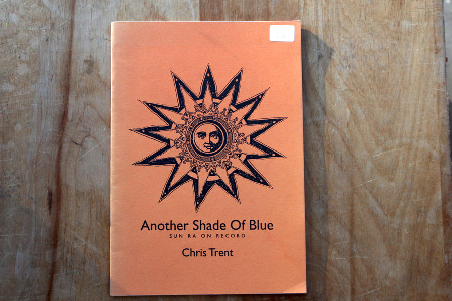 Sun Ra On Record - Another Shade of Blue - book