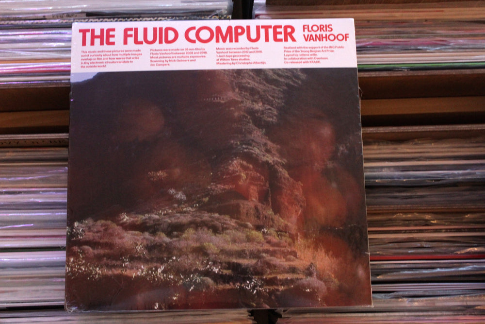 Floris Vanhoof ‎– The Fluid Computer
