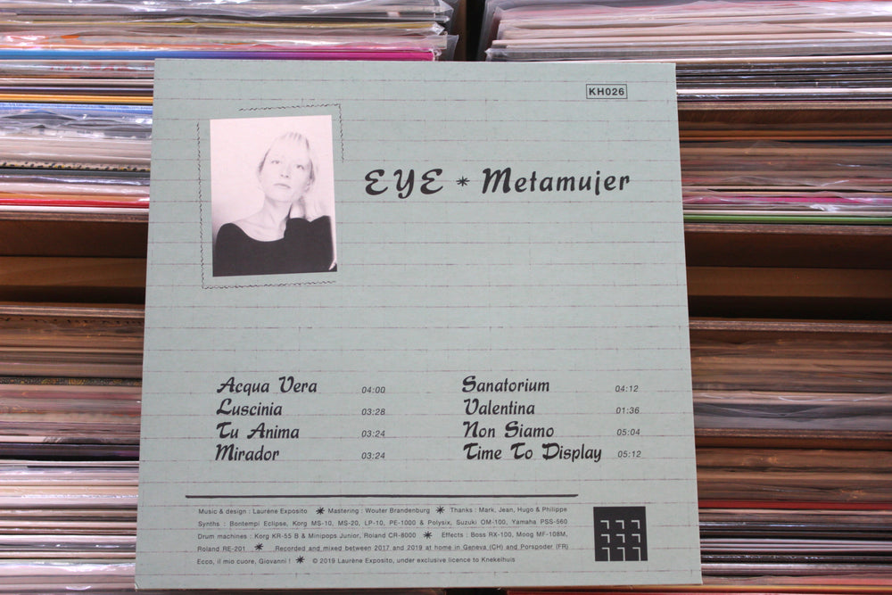 EYE ‎– Metamujer
