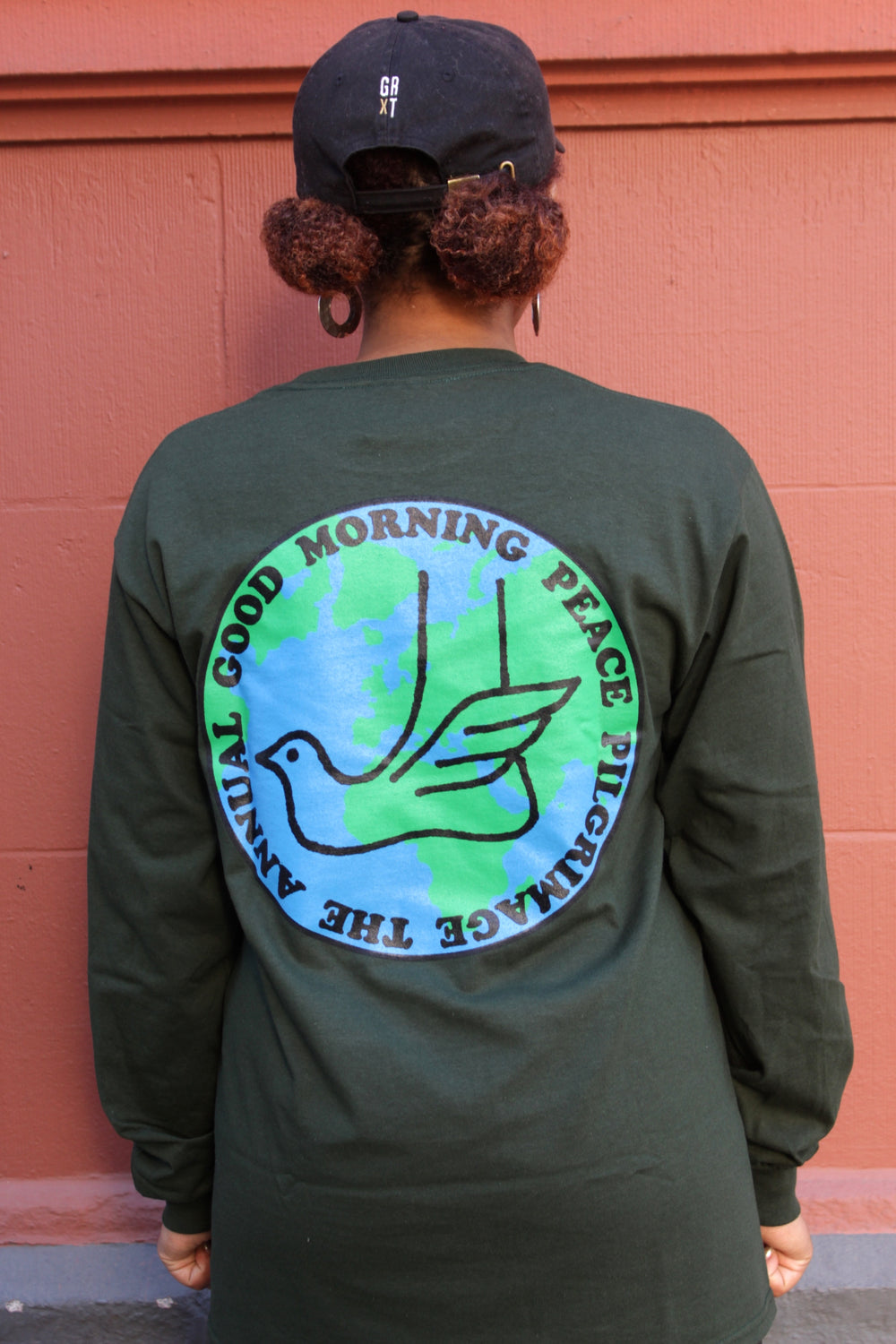 Peace Pilgrimage Long Sleeve Tee