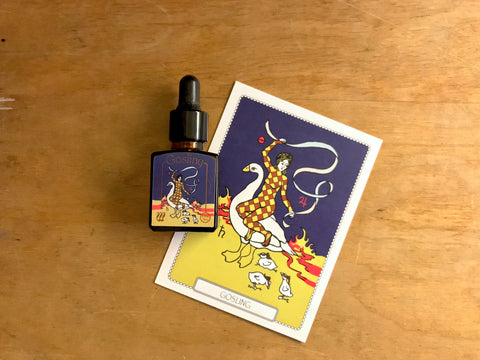 Gosling - Face Oil 15mL by Wyrd