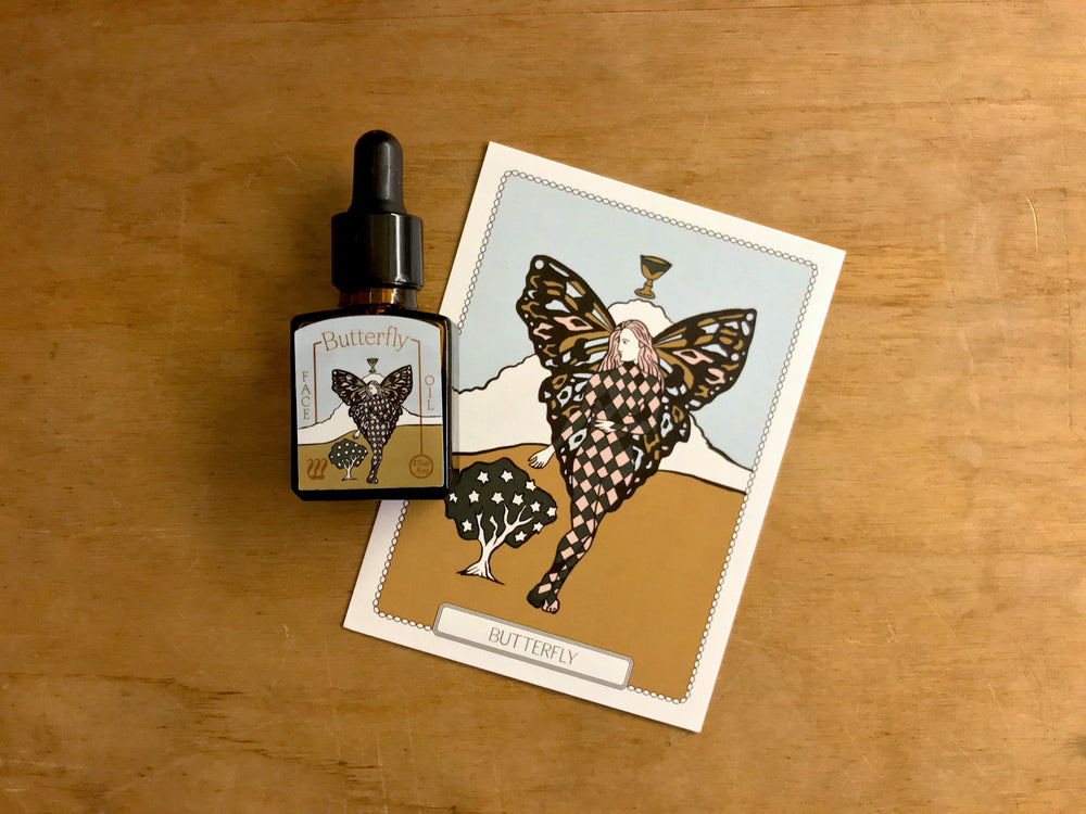 Butterfly - Face Oil 15mL by Wyrd