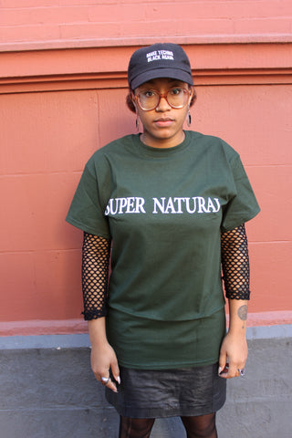 Super Natural Short Sleeve Tee