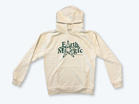 GMT Earth Magic Pullover Fleece Hood - Natural