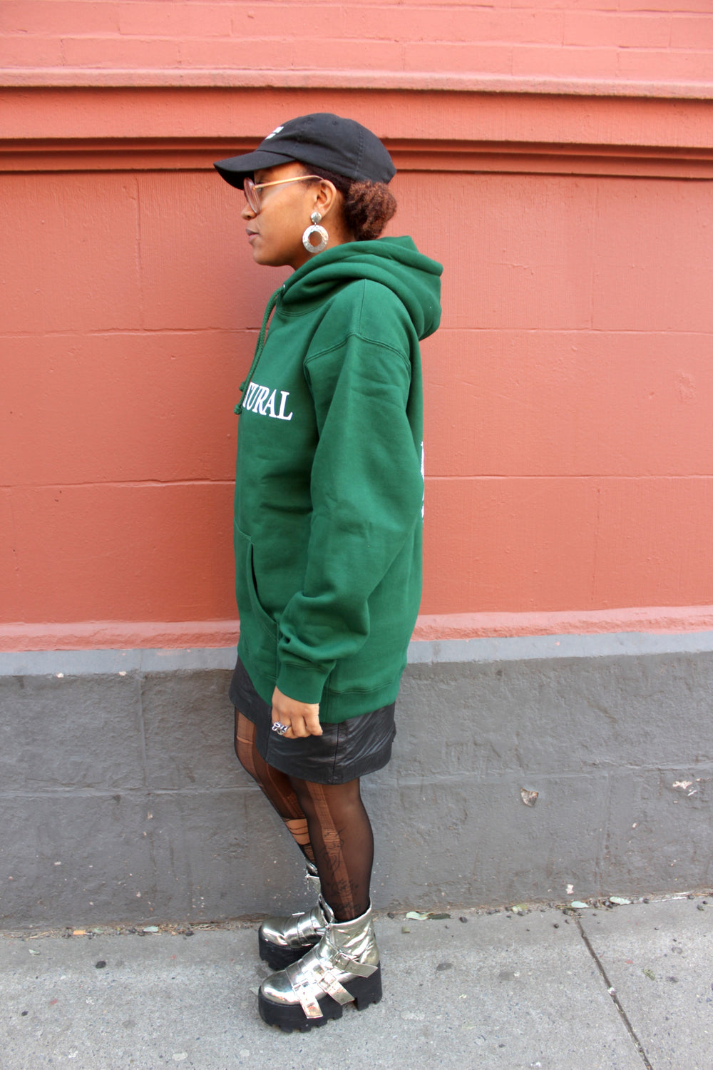 Super Natural Pullover Hoodie