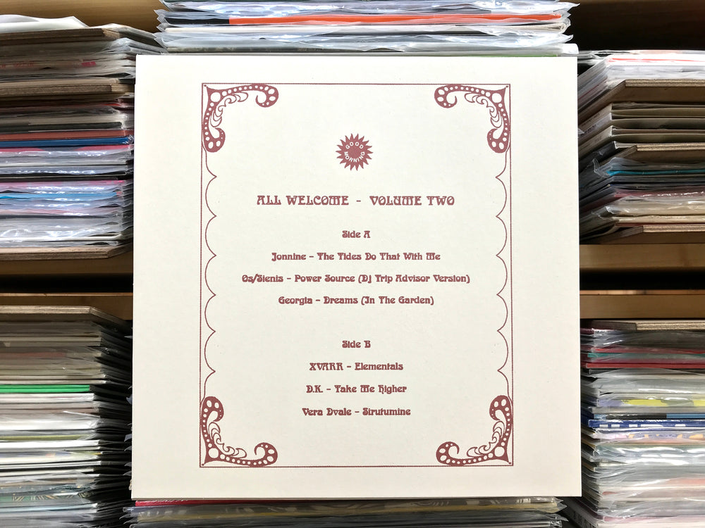 V/A - All Welcome Volume Two